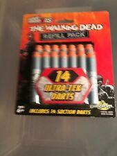 Air Warriors The Walking Dead 14 X Foam Darts Refill Pack (fits other brands)