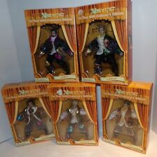Nsync On Tour 2000 Collector's Edition No Strings Attached Puppets Complete Set
