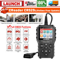 OBD2 OBDII EOBD Fault Code Reader Scanner Diagnostic Auto Engine Scan Tool CR529