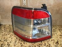 2008 2009 Ford Taurus X Tail Light Left (driver Side) WITH BULBS 070
