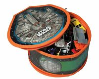 Star Wars Millennium Falcon Zip Bin Race Case Storage