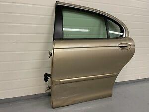 Jaguar X Type Tür Hinten Links Gold ab 2001 Limousine Komplett