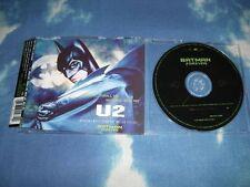 U2 /MAZZY STAR - HOLD ME, THRILL ME KISS ME KILL/TELL ME NOW UK CD MAXI SINGLE