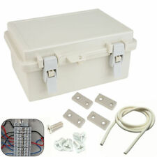 IP65 Waterproof Electronic Junction Box Enclosure Case Terminal Outdoor Cable