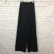 Lululemon Women's Size 2 Black Athletic Wide Leg Yoga Pants