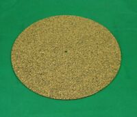 Direct from the Manufacturer, Cork and Nitrile Rubber Turntable Mat 3mm Thick