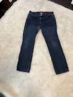 Lucky Brand Jeans Sweet N Straight Womens Size 8/29 R X 29 Denim Blue Stretch