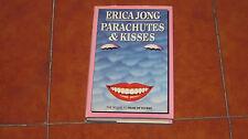ERICA JONG PARACHUTES & KISSES I ED. GRANADA 1984 INGLESE ENGLISH BOOK