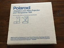 New listing Vintage New Polaroid T691 Overhead Enlarger for Transparencies Usa Open Box