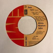 "Olivia Newton-John- ""Sam""  7"" (1977) EX  / ""Changes"" / EMI 2616 /    LOG7"