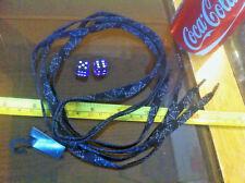 Spider Web Halloween White Black Shoelaces Lases Laces Flirt New Shoe