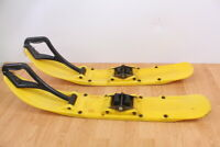1999 SKI-DOO SUMMIT 600  Aftermarket  SNO-STUFF Dual Runner Skis  PAIR