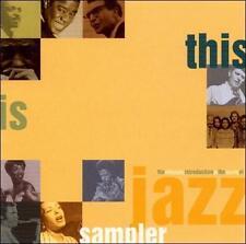 CD: This Is Jazz Sampler,Vol 21: Louis Armstrong, Duke Ellington, billie Holiday