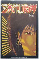 Samurai #5 1986 Aircel Comics (C2592)