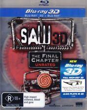 Saw: The Final Chapter (3D Blu-ray/Blu-ray) - Brand New Blu-ray Region B