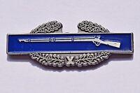 Combat Infantry Badge Pin, (CIB) Hat pin or Lapel pin, Veteran pin, Military Pin