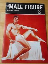 The MALE FIGURE muscle gay interest magazine/RALPH KLEINER Volume 30