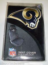 NFL NIB CAR SEAT COVER BY FREMONT DIE - LOS ANGELES RAMS