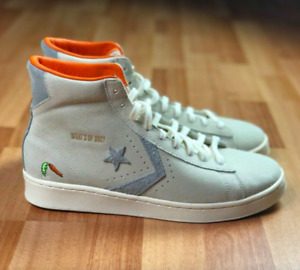 Converse x Bugs Bunny Pro Leather Chuck 70 Mens Sneakers Size 8 New 169223C