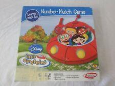 Disney Little Einsteins Number Match Game [Playskool & Hasbro 2008]