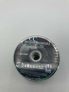 Nintendo GameCube Disc Only Tested Mortal Kombat: Deadly Alliance