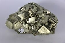 56) Pyrite Crystal Cube Formation Fools Gold Iron Great Gift - High Grade PERU