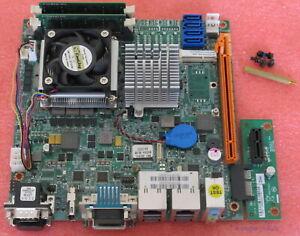 NVD5604-MS Mini ITX Server Motheboard NAS x16 Core i5-3610ME 2x4GB
