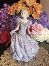 Coalport Danbury Mint Figurine -     Romantic Voyages