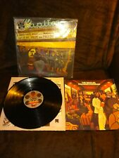 1982 SV-12199 BEATLES Reel Music LP Capitol Records w/ SOUVENIR PROGRAM Excellen