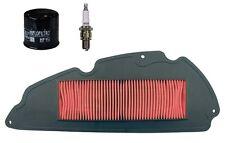 Honda SH300 (2007 to 2015) Oil Filter / Air Filter / Spark Plug - Service Kit