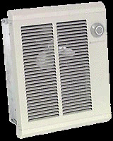 Small Room Electric Wall Heaters 1500 Watts, 120 Volt