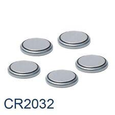 LOT DE 5 PILES CR2032 BR2032 DL2032 EA-2032C KCR2032 L14 NEUF ET GARANTIE