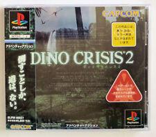 DINO CRISIS 2 Capcom [ PSX Playstation ] Japan