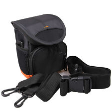 Shoulder Waist Camera Case Bag For Sony NEX-F3 NEX-5R NEX-6 NEX-7 RX1 A6000 A7