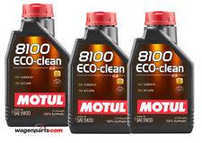 Aceite Motor Motul 8100 Eco-Clean Acea C2 FAP Fuel Eco Peugeot B71 2290, 3 Ltr
