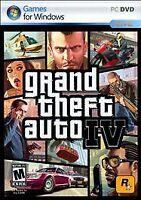 Grand Theft Auto IV (PC, 2008) - Complete