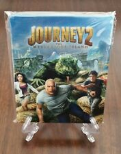 Journey 2 The Mysterious Island Canadian Steelbook. Dwyane Johnson Blu-ray