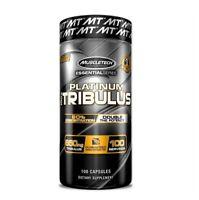 PLATINUM TRIBULUS 650mg 100 Capsulas MUSCLETECH aumenta la testosterona