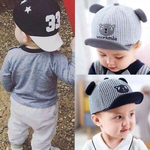 Cotton Sun Hats Toddler Infant Baby Boy Girl Baseball Cap Summer Hat Lots Styles