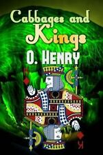 Best Novel Classics: Cabbages and Kings by O. Henry (2016, Paperback)