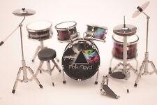 RGM362 Nick Mason PINK FLOYD Miniature Drumkit