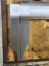 Helios Made In Germany Hardened Stainless Steel Vernier Caliper 001 50