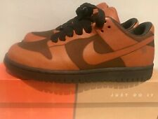 Authentic Nike Dunk Low 1 Piece Sole Collector sneakers size 5 2005 release