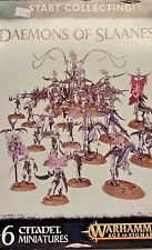 WH Age of Sigmar START COLLECTING DAEMONS OF SLAANESH Seeker Chariot Daemonettes