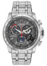 BY0100-51H Citizen Men's Eco-Drive Chronograph Perpetual Calendar Atomic Watch