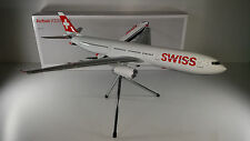 Swiss International Air Lines | Airbus a330-343x | Scala 1:100 | Nuovo!