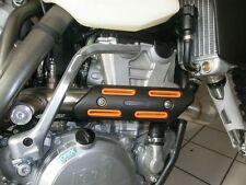 Le curve PROTEZIONE ARANCIONE PER KTM SX-F EXC 530 500 450 350 250 scarico calore protezione