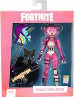 "McFarlane Toys  FORTNITE EPIC games  CUDDLE TEAM LEADER  7"" Action figure NEW"
