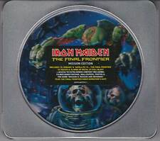 IRON MAIDEN: THE FINAL FRONTIER MISSION EDITION TIN CASE CD LIKE NEW