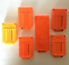 Lot of 6 Mags - Nerf 6 and 12 Round Ammo Clip Magazines